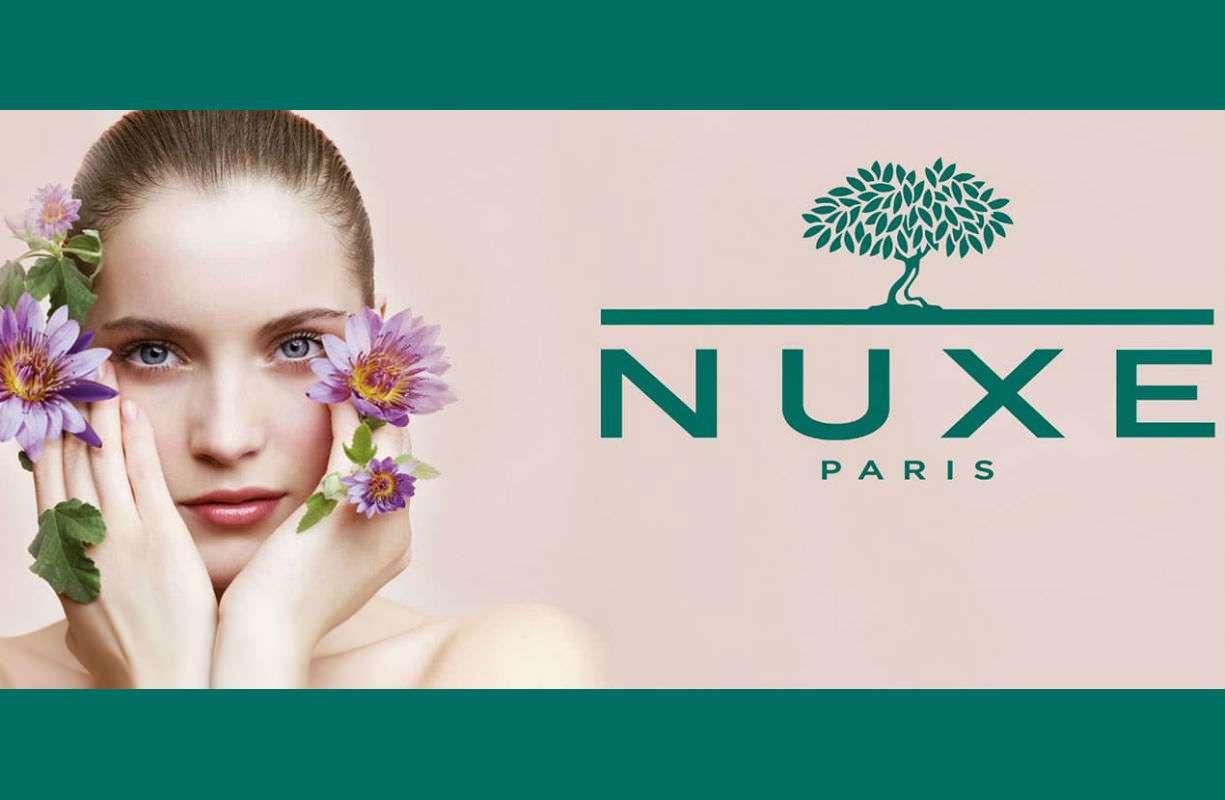 Dal 19 al 24 LUGLIO - 30% di SCONTO  sul secondo prodotto NUXE