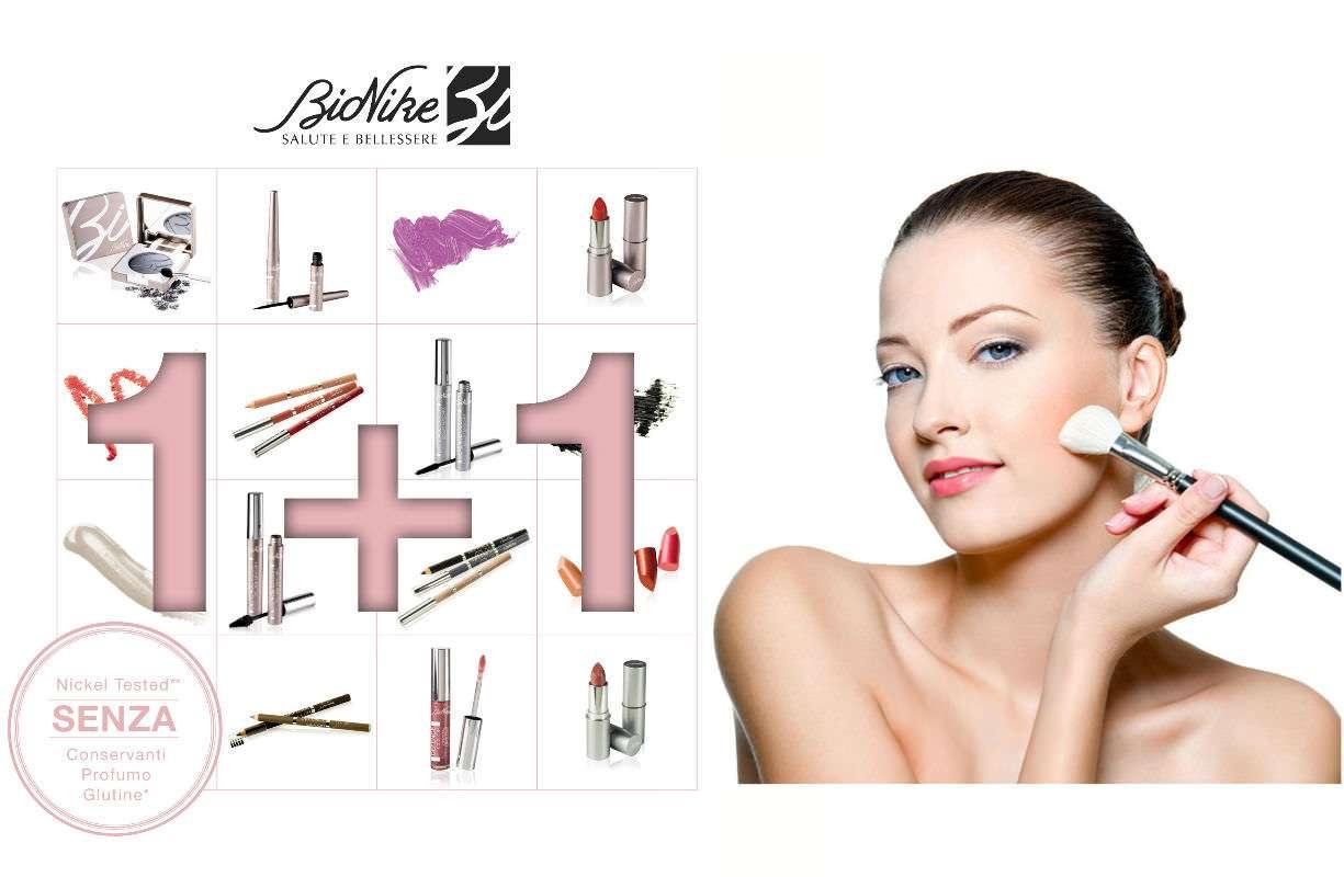 Dal 28 OTTOBRE al 3 NOVEMBRE Bionike Defence Color Make-up 1+1