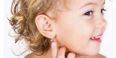 Foratura lobi orecchie a partire da...