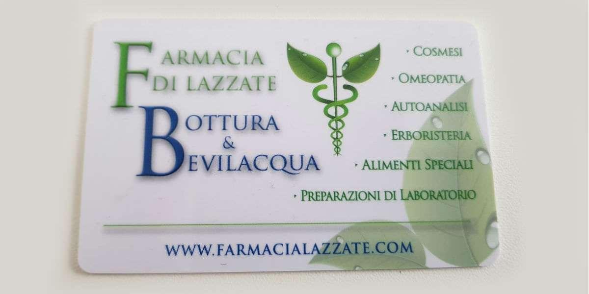 Fidelity card della farmacia