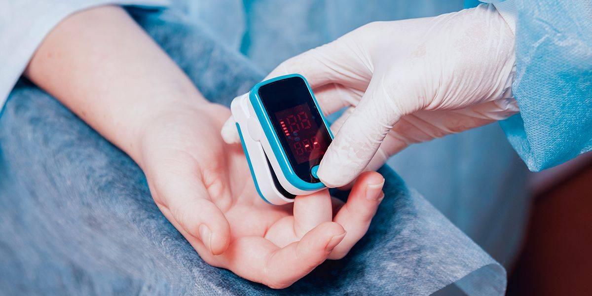 Misurazione saturazione ossigeno nel sangue GRATUITA