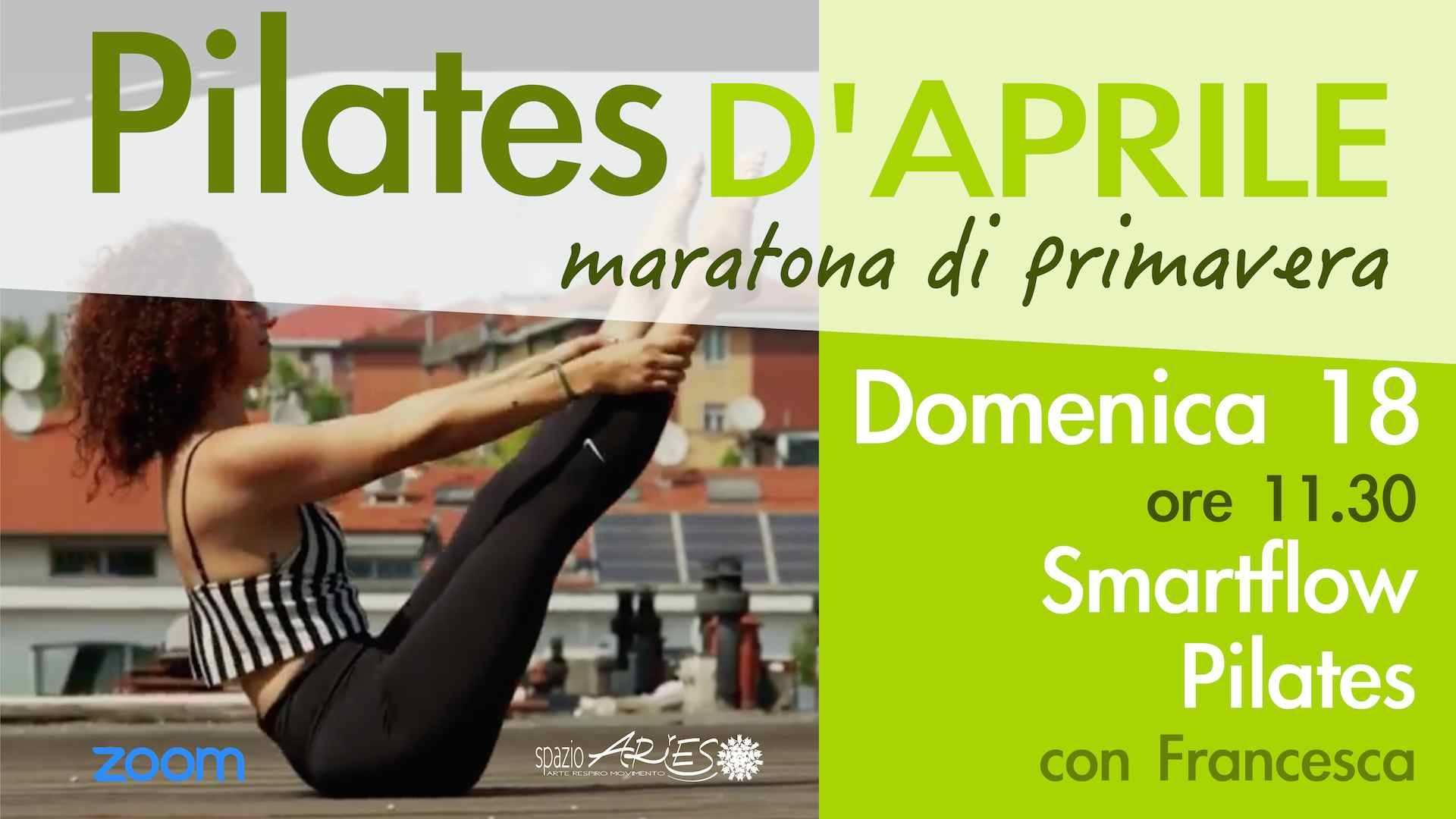 Smartflow Pilates con Francesca