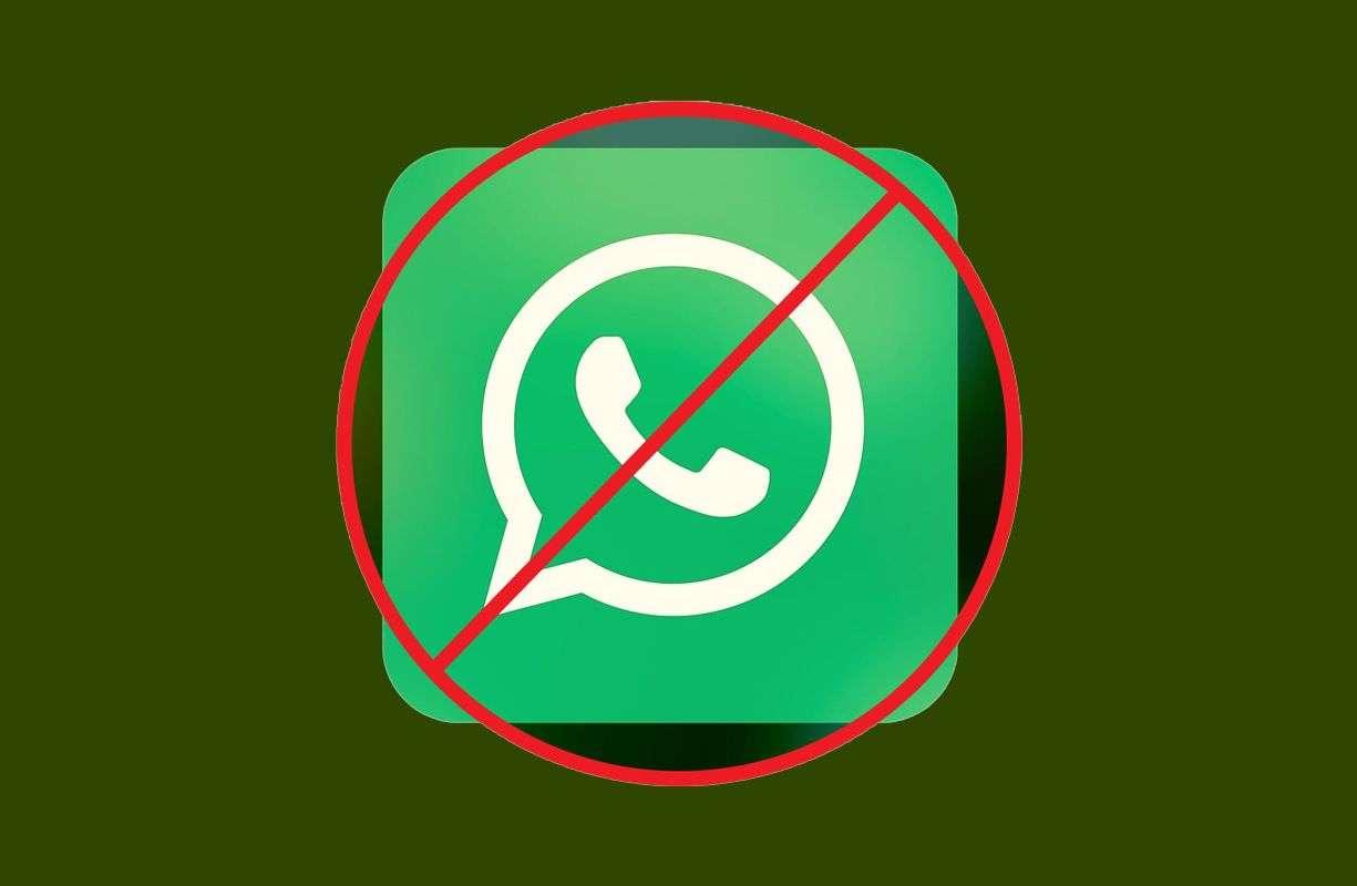 Servizio WhatsApp Sospensione Temporanea