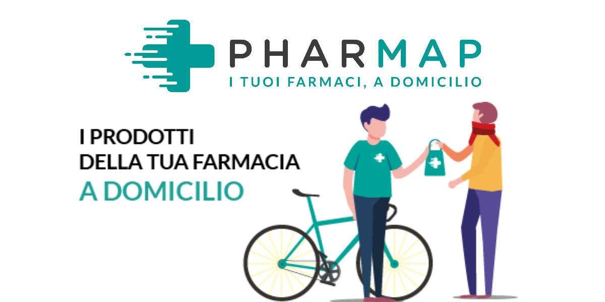 Pharmap consegna a domicilio