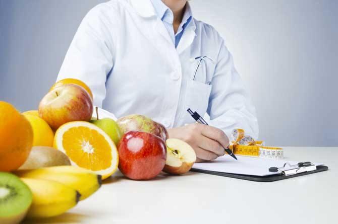 Appuntamento con il nutrizionista in farmacia