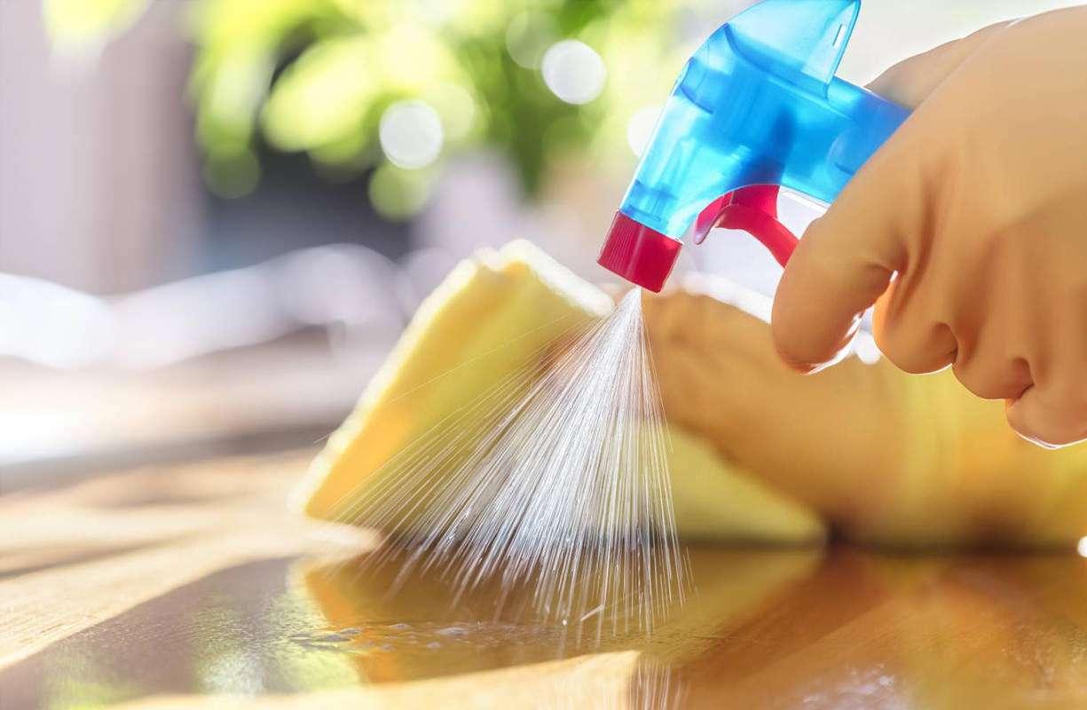 Covid-19, disinfettanti e detergenti