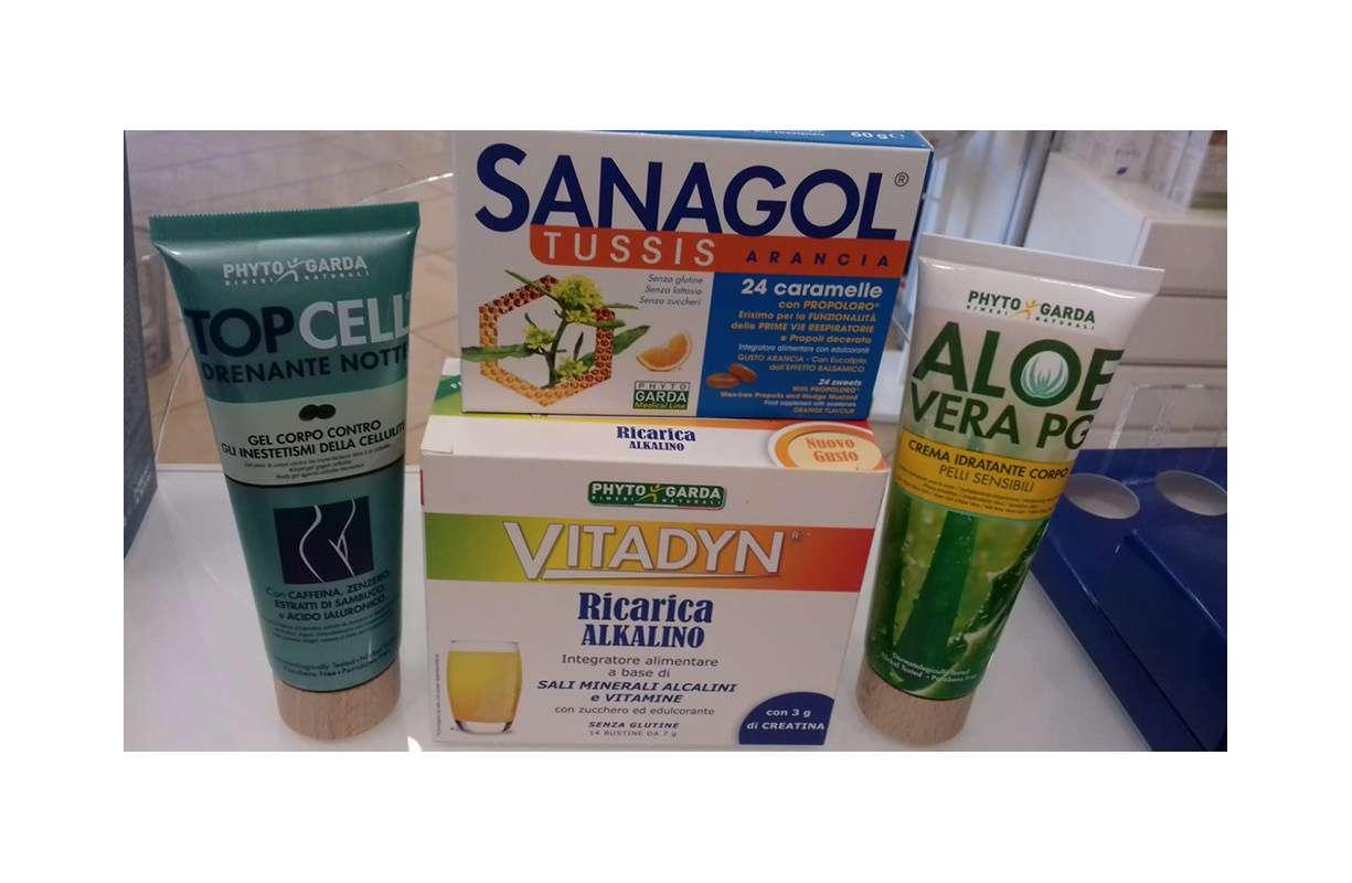 A scelta uno di questi prodotti Phytogarda con una spesa di almeno €50 nel reparto dermocosmetico