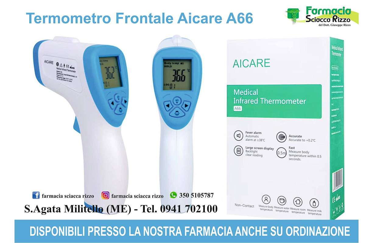 Termometro Frontale Aicare A66