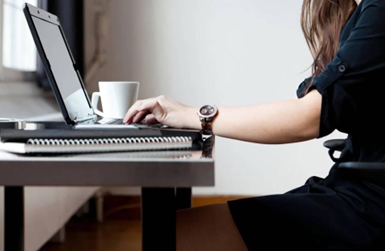 Come avere gambe leggere anche se sei in smartworking