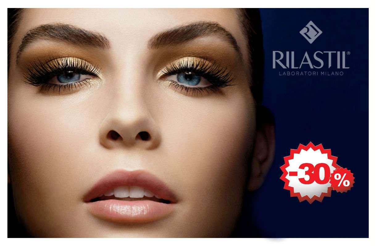 Martedì 12 NOVEMBRE - Cura del Viso e Maquillage con RILASTIL sconto 30%
