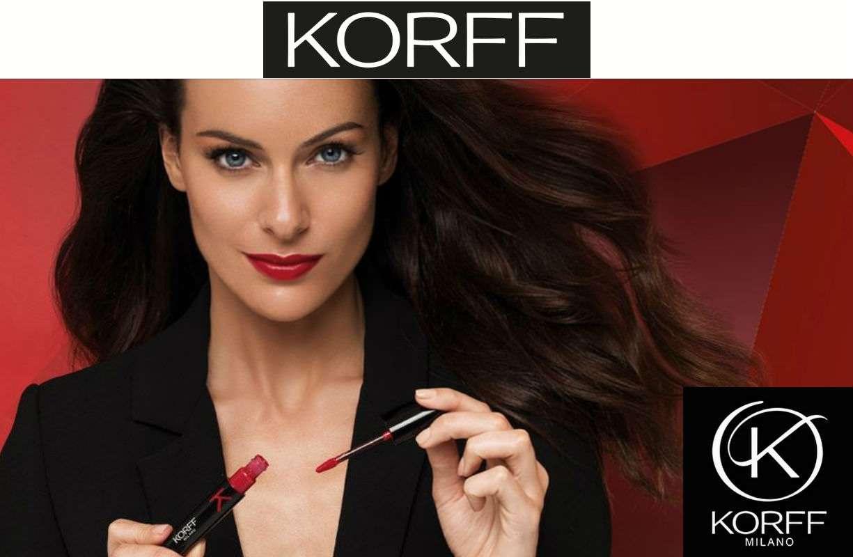 Martedì 29 settembre - Giornata Beauty KORFF