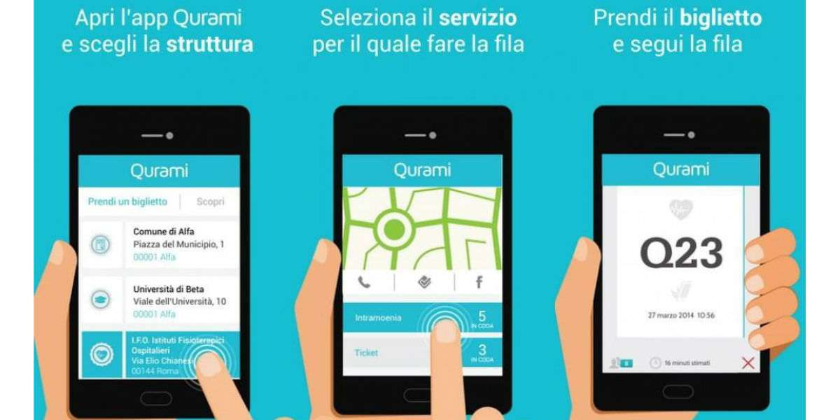 QURAMI - App gratuita in esclusiva