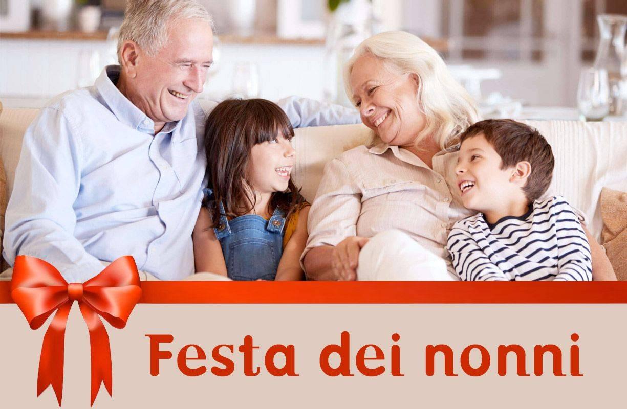 fino al 2 OTTOBRE- PROMOZIONE Festa dei Nonni