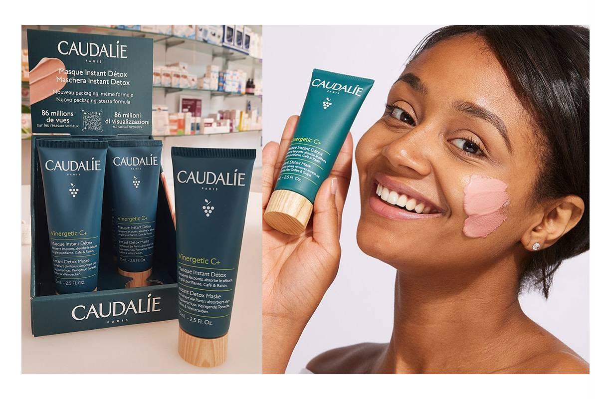 CAUDALIE Masque Instant Detox Vinergetic C+