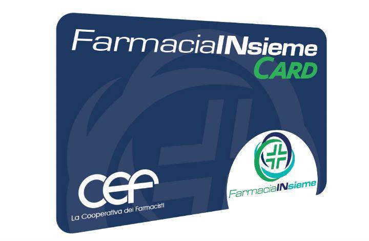 FARMACIAINSIEME card
