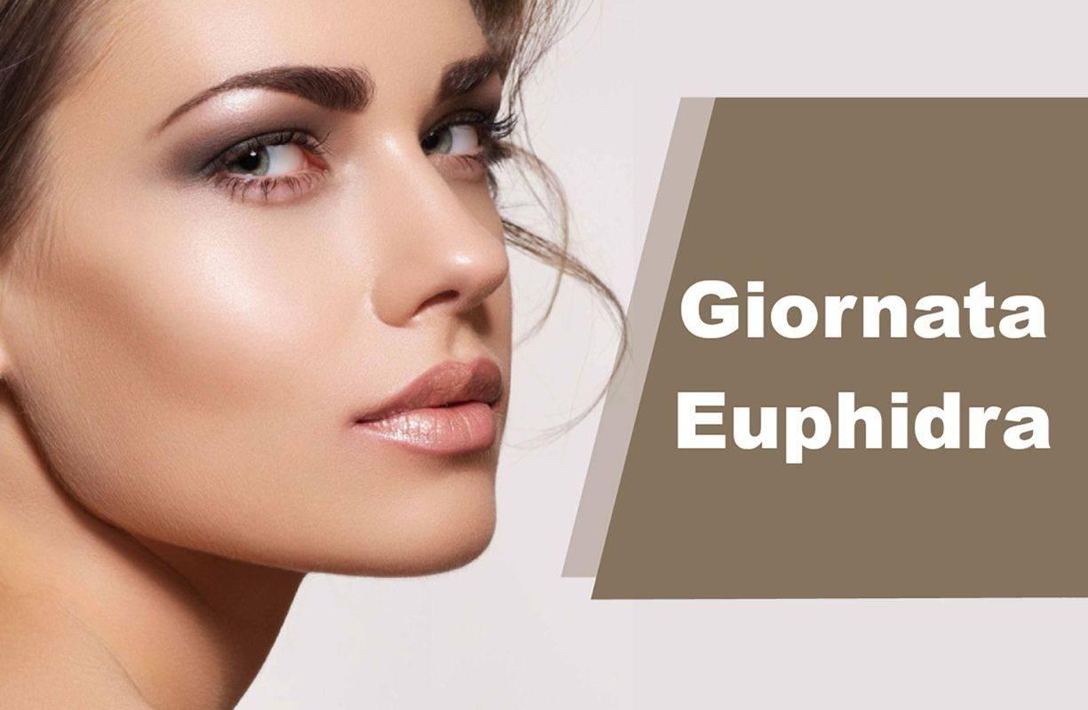 Mercoledì 13 OTTOBRE - Giornata linea Euphidra con SCONTO del 20%