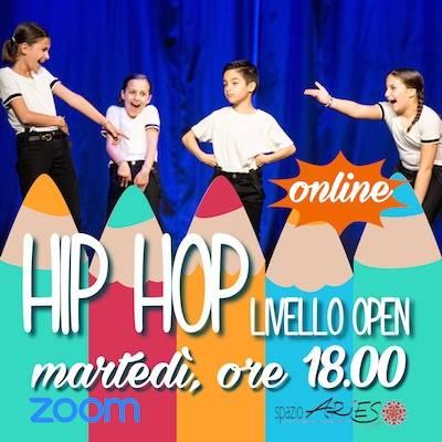 Hip Hop Young Martedì h. 18.00