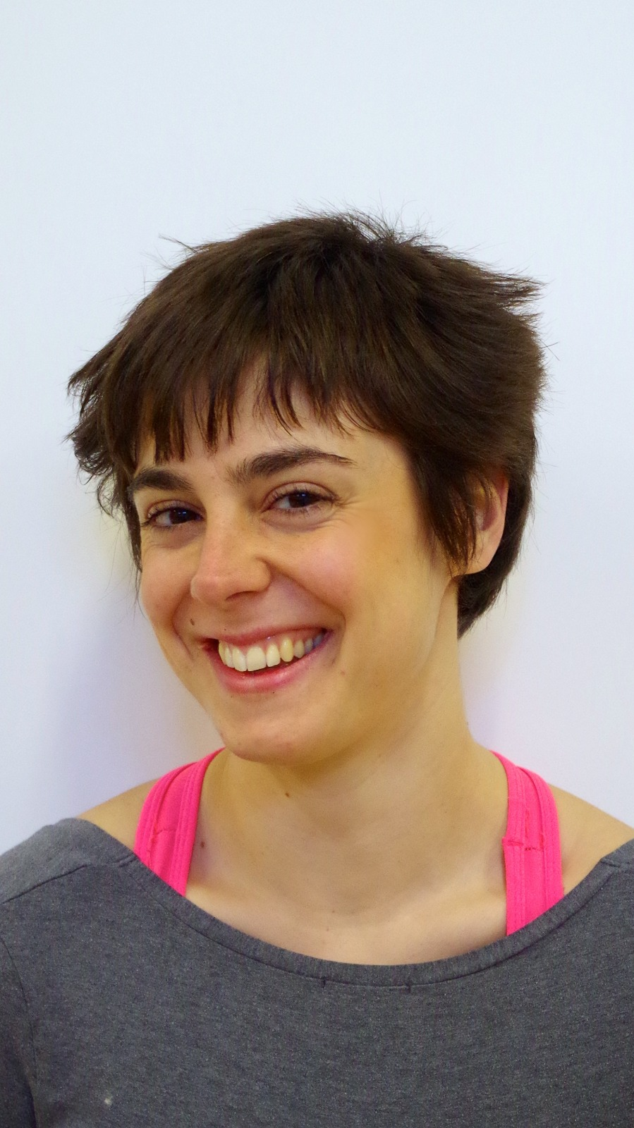 Benvenuta Eva Luna, nuova insegnante di Danze Aeree!