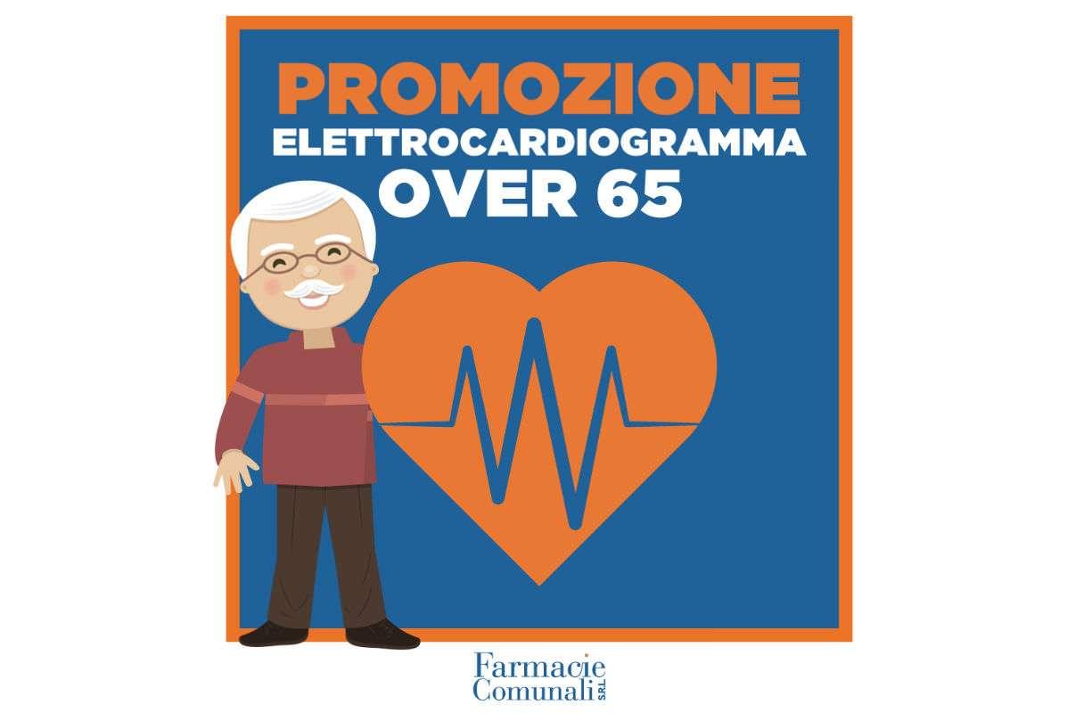 PROMOZIONE ELETTROCARDIOGRAMMA OVER 65
