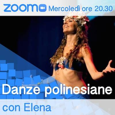Danze polinesiane Online mercoledì h.20.30