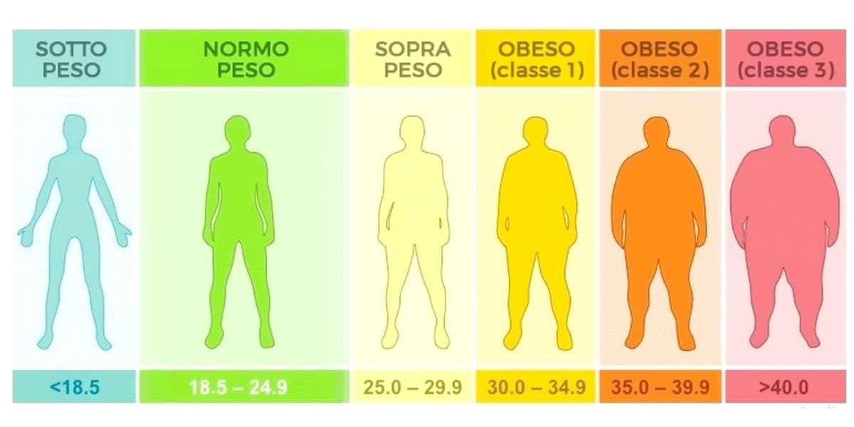 Bilancia pesa persone, misurazione altezza con rilevazione di indice di massa corporea