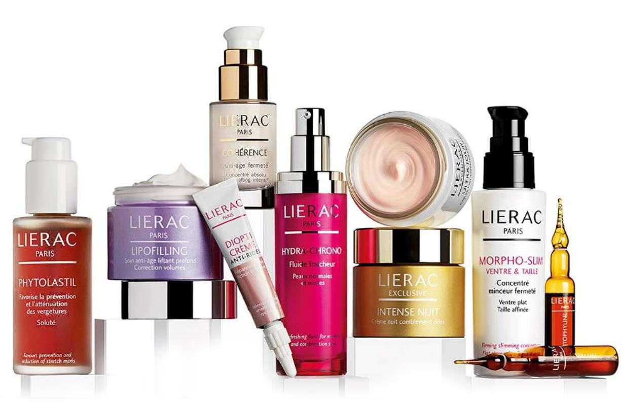Venite in farmacia a scoprire il mondo Lierac e i nostri speciali SCONTI sui prodotti viso, corpo e solari.