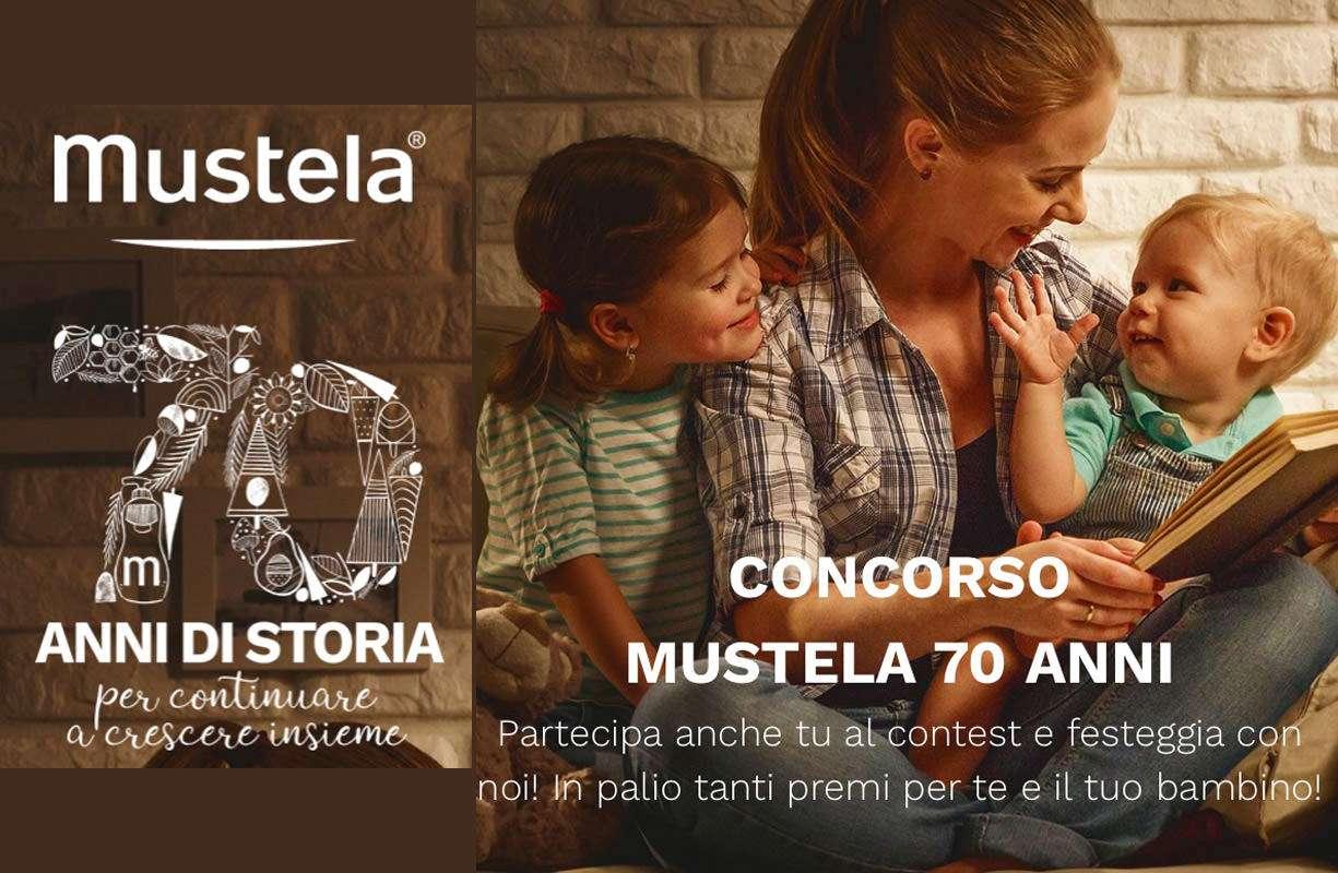 Mustela - CONCORSO 70 anni di storia