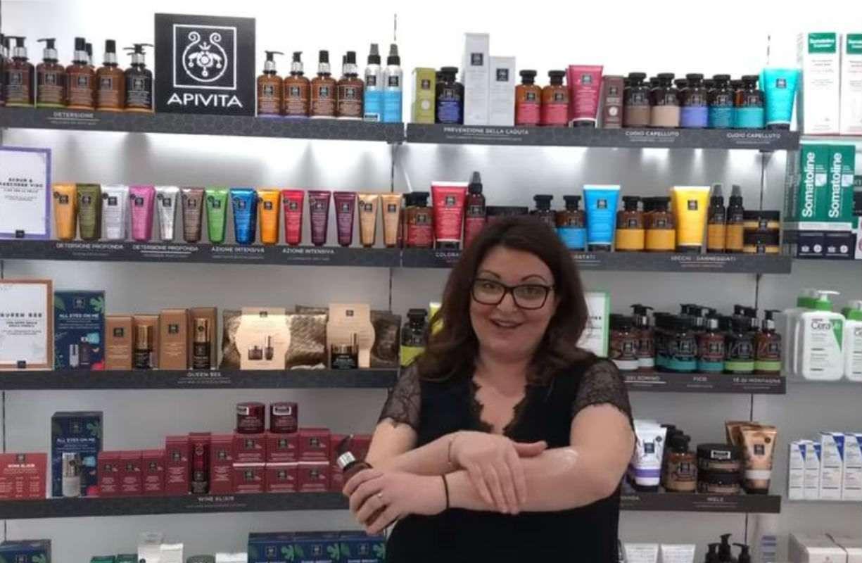 Barbara vi presenta Apivita, la nuova linea della nostra farmacia!!
