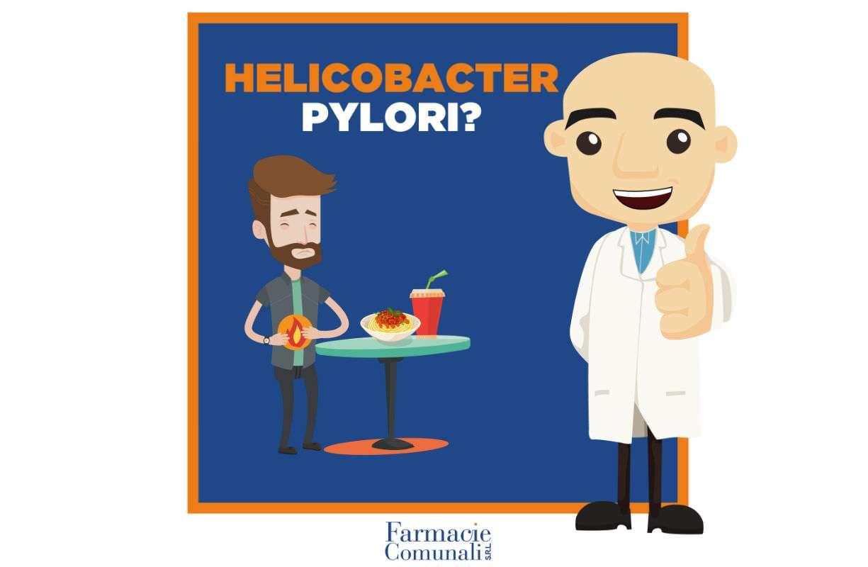 HELICOBACTER PYLORI?