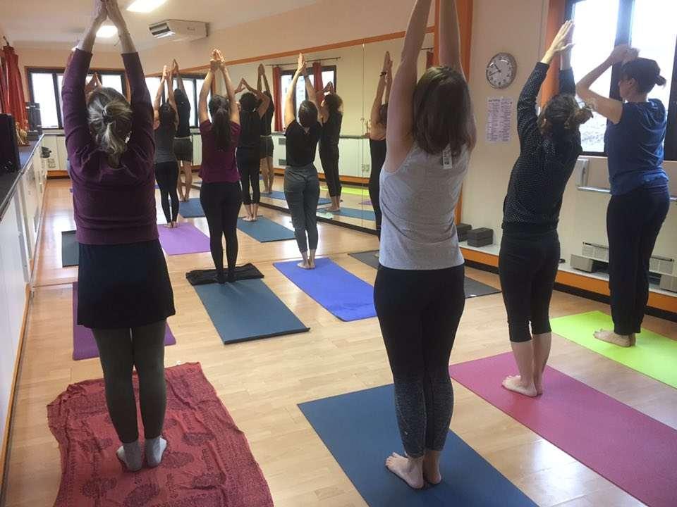 Yoga, Pilates, Danza e Fitness