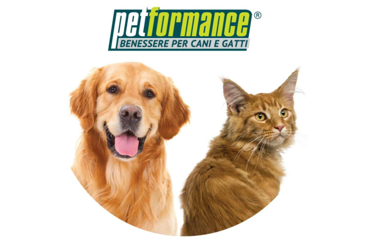 PETFORMANCE nuova linea in farmacia