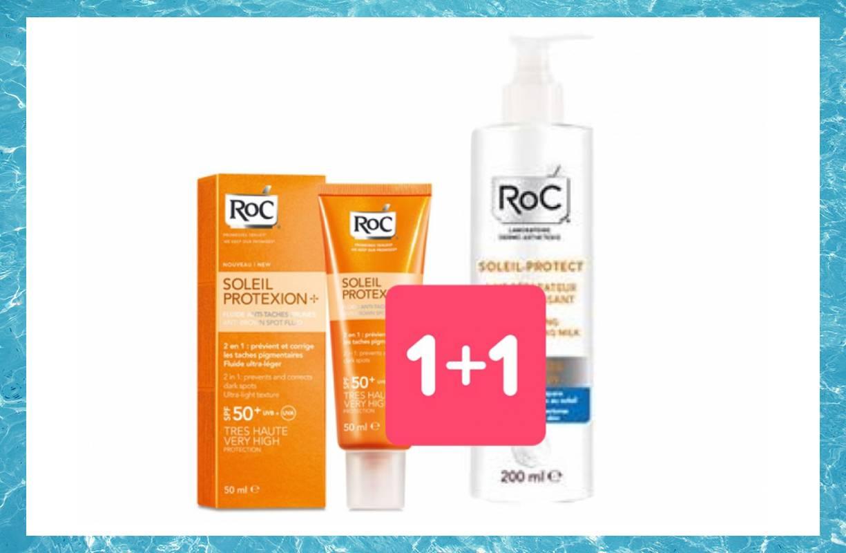 Roc Solari PROMOZIONE 1+1