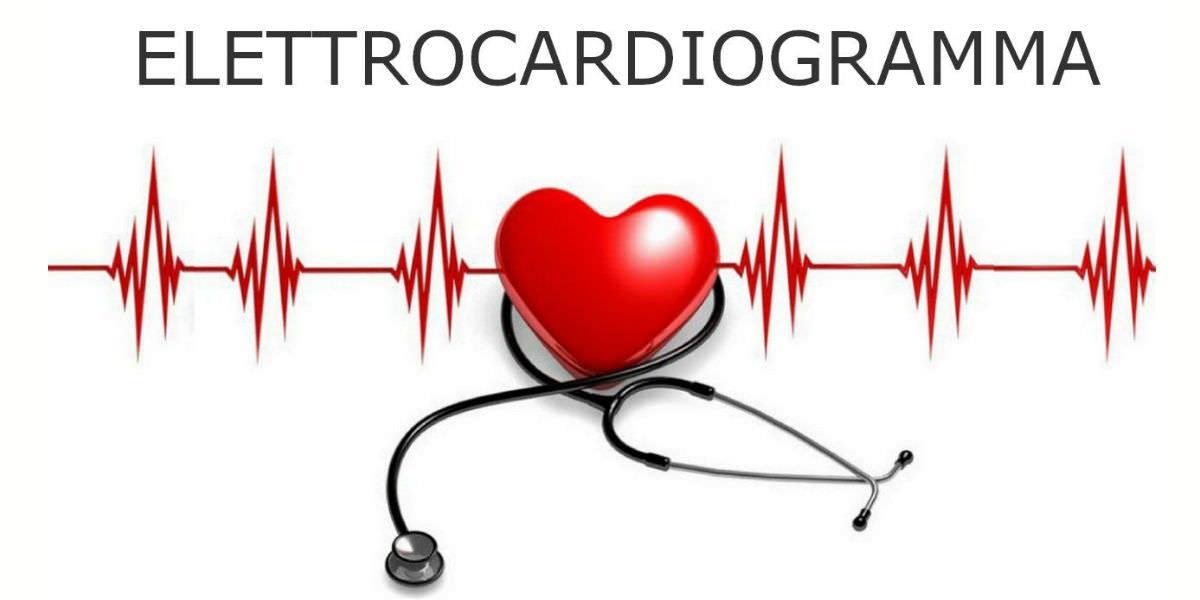 NUOVO servizio - ECG elettrocardiogramma