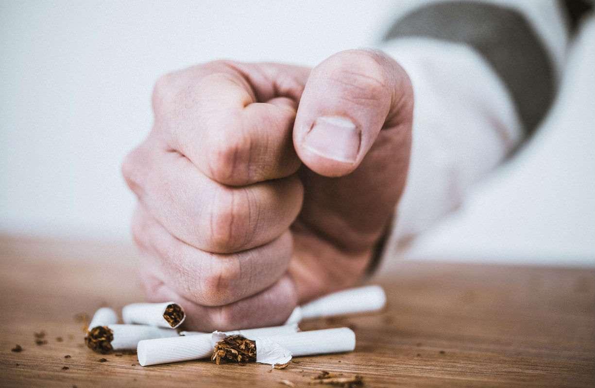 Fino a fine FEBBRAIO - Campagna contro il fumo