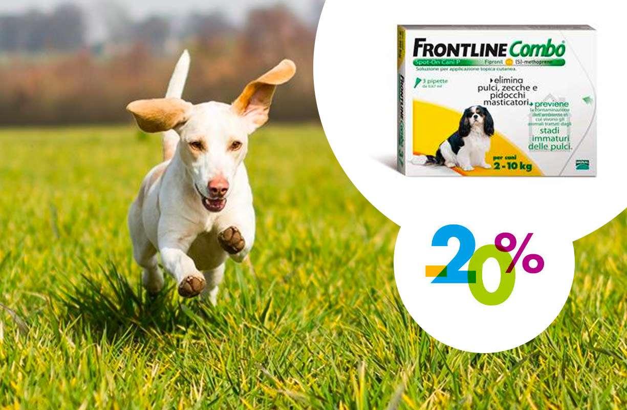 FRONTLINE COMBO SP CM*3PIP SCONTO -20%