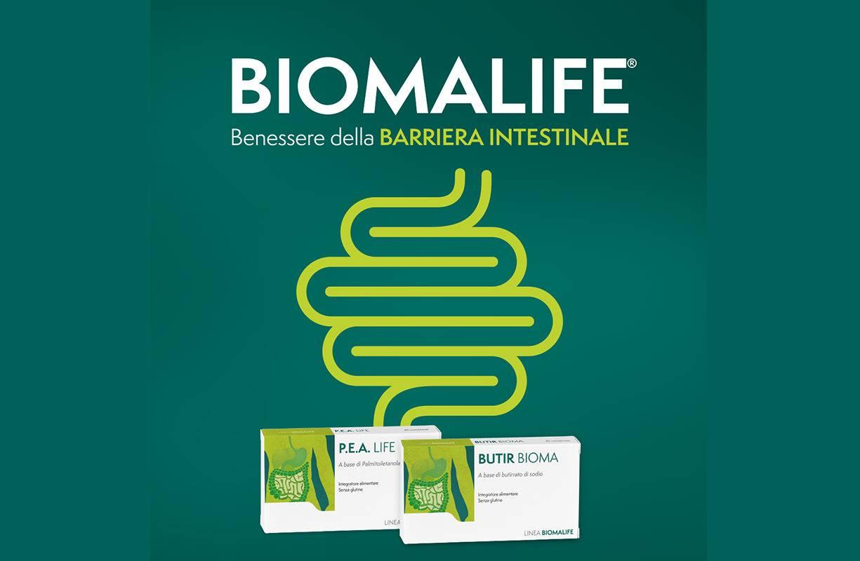 Biomalife benessere della barriera intestinale