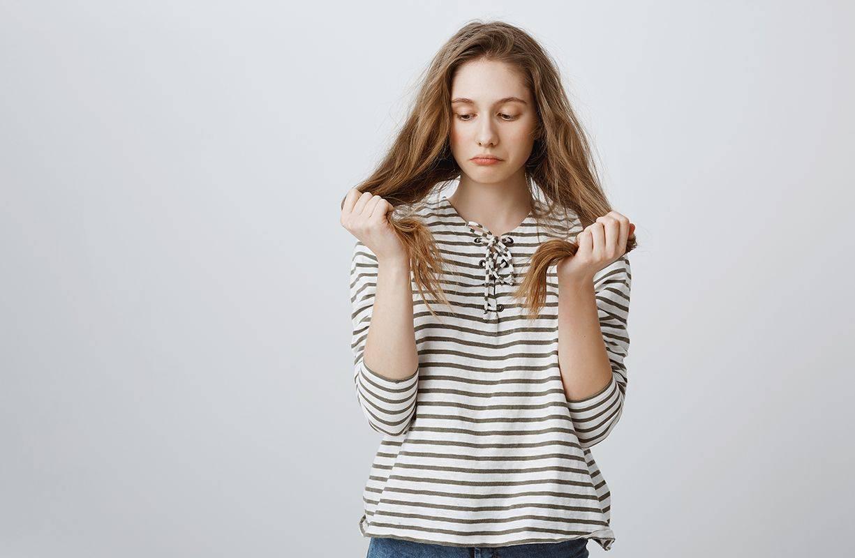 Idratare e nutrire i capelli secchi, sottili o spessi