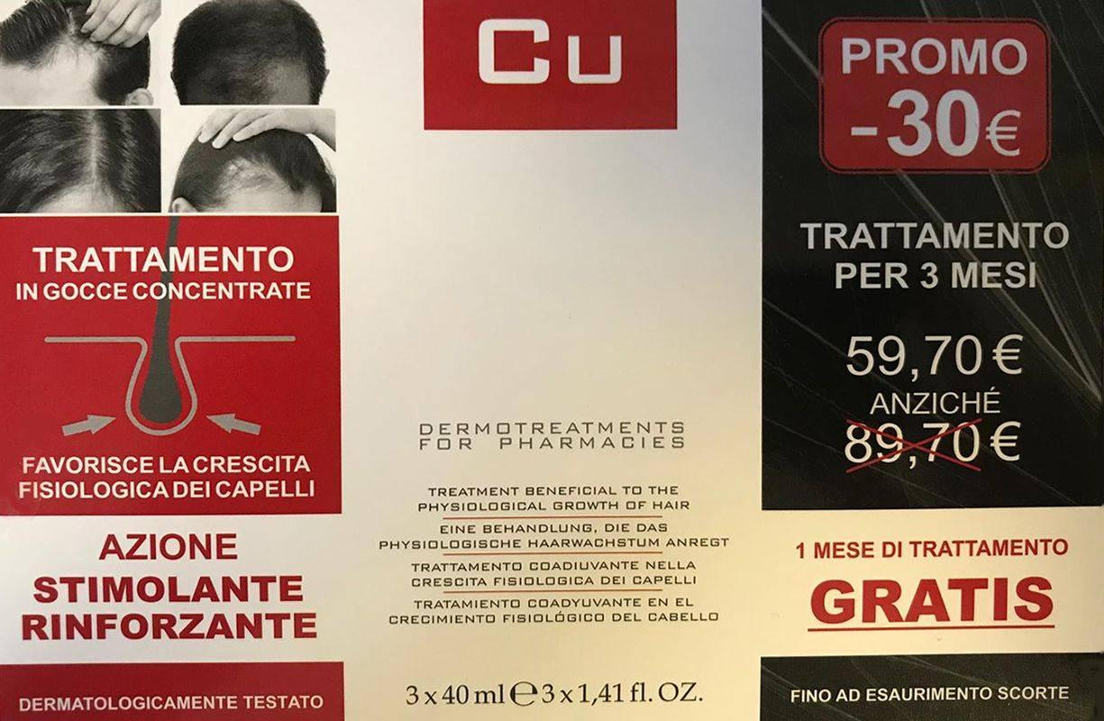 CU Trattamento 3 Mesi in PROMOZIONE -30€