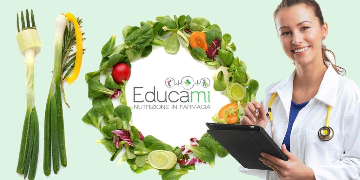 Educami - nutrizione, prevenzione, perdita di peso