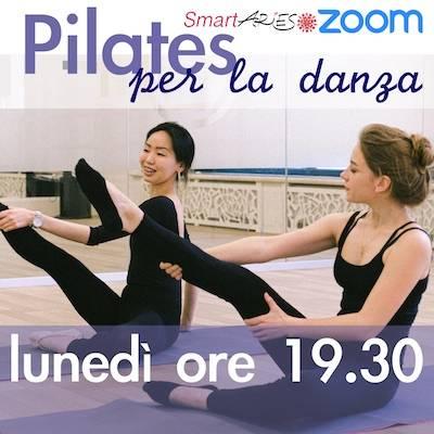 Pilates per la danza Lunedì h.19.30