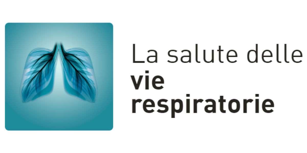 La salute delle vie respiratorie