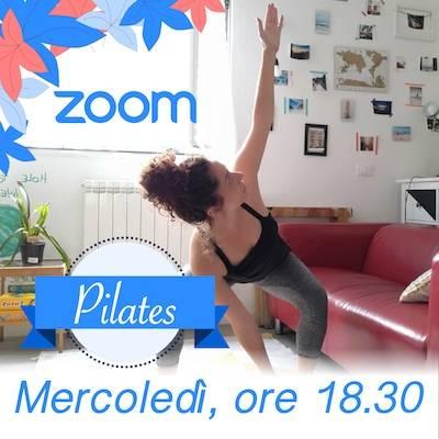 Pilates Online Mercoledì 18.30
