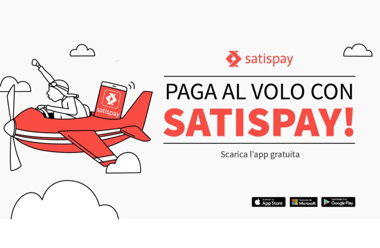 Pagamenti con Satispay