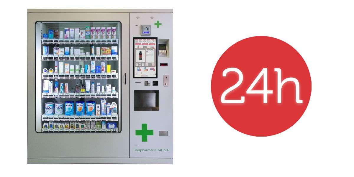 Distributore h24