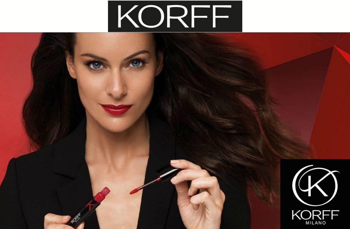 Sabato 29 MAGGIO - Analisi della tua pelle o seduta di trucco con make up artist Korff Angela