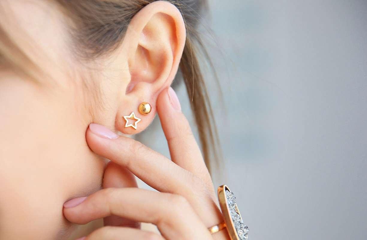 NOVITA' in farmacia - Foratura orecchie ditta Medical Jewels