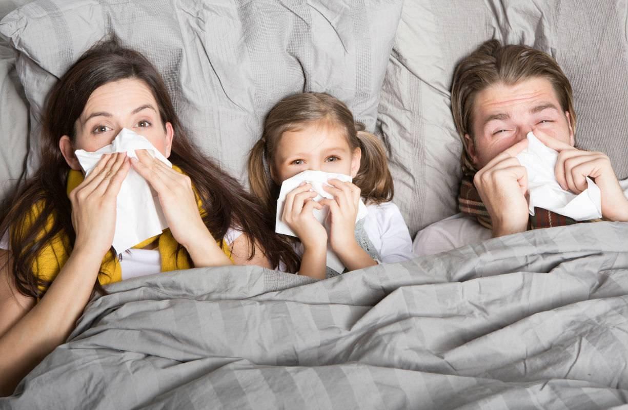 Come difendersi dalle malattie stagionali invernali