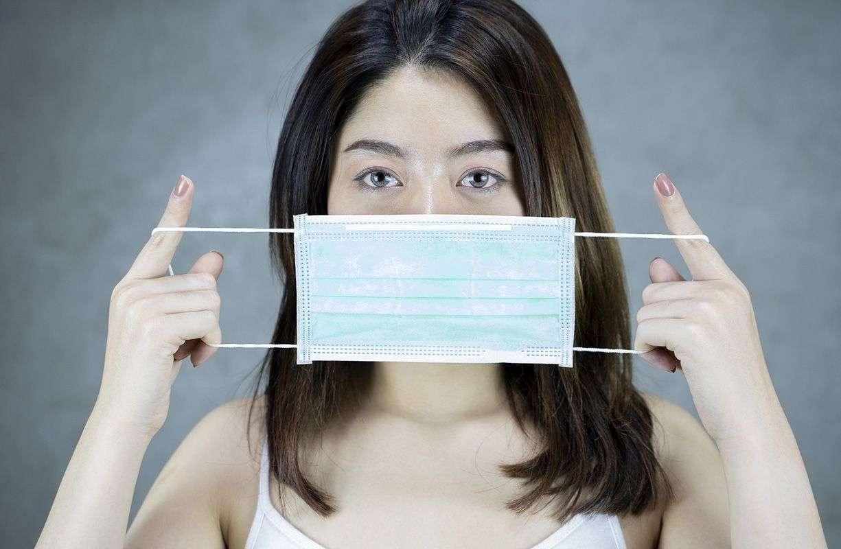 Istruzioni all'uso delle mascherine, lavaggio e smaltimento