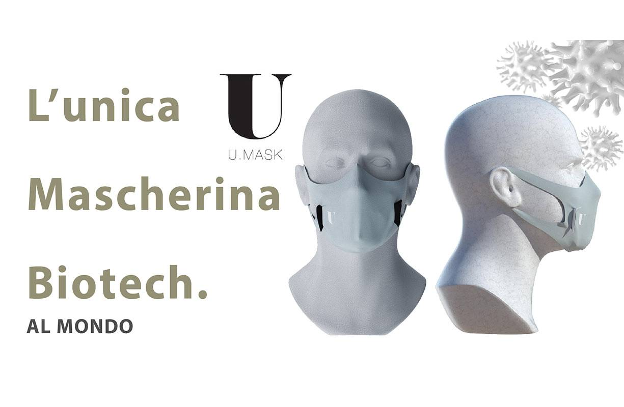 U-Mask Model Two Mascherina