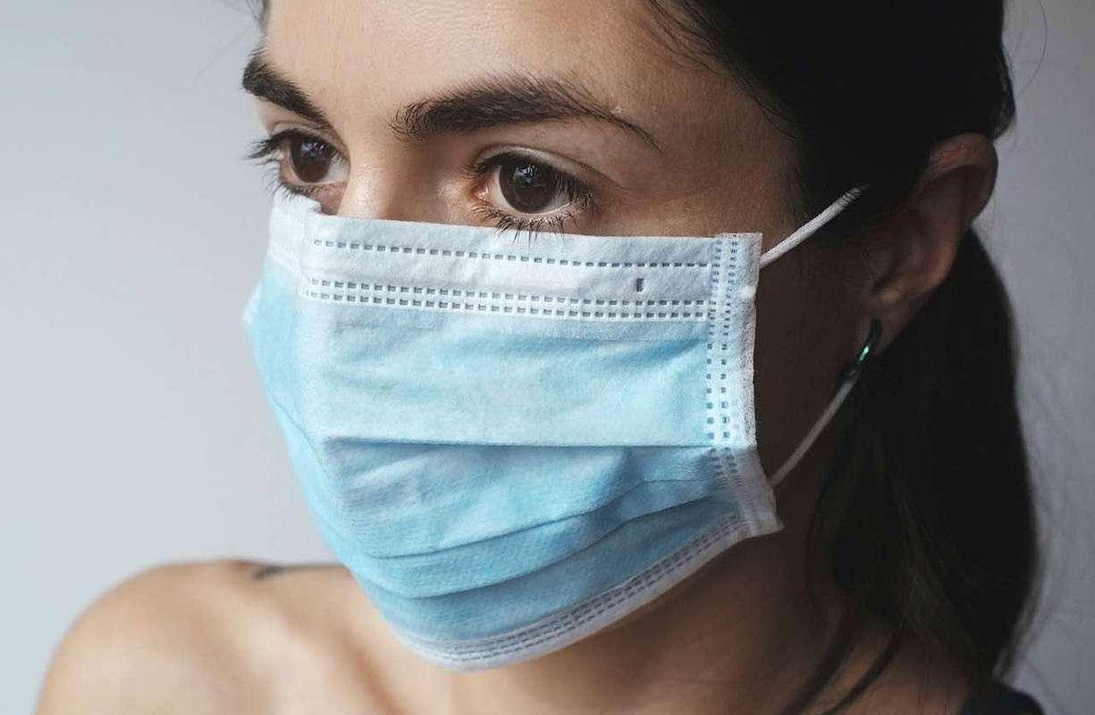 Cura della pelle sotto la mascherina